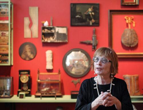 L'artista nel suo museo – NATASHA NICHOLSON
