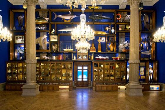Oceanomania, Museo Oceanografico di Monaco