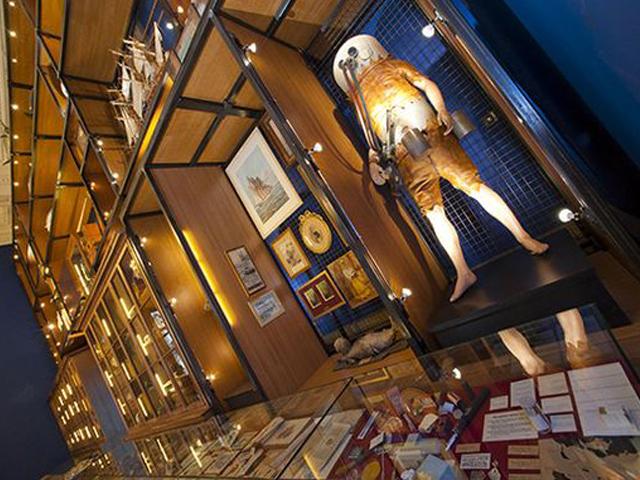 Oceanomania, Museo Oceanografico, Monaco, Mark Dion