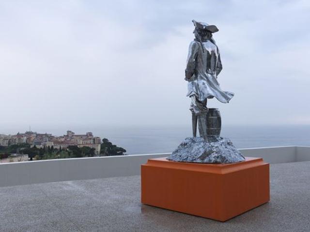 Oceanomania, Principato di Monaco, peter Coffin