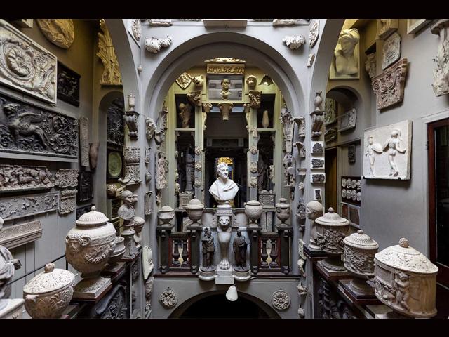 Sir John Soane Museum, Londra